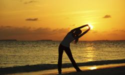 Study: Yoga Reduces AF risk